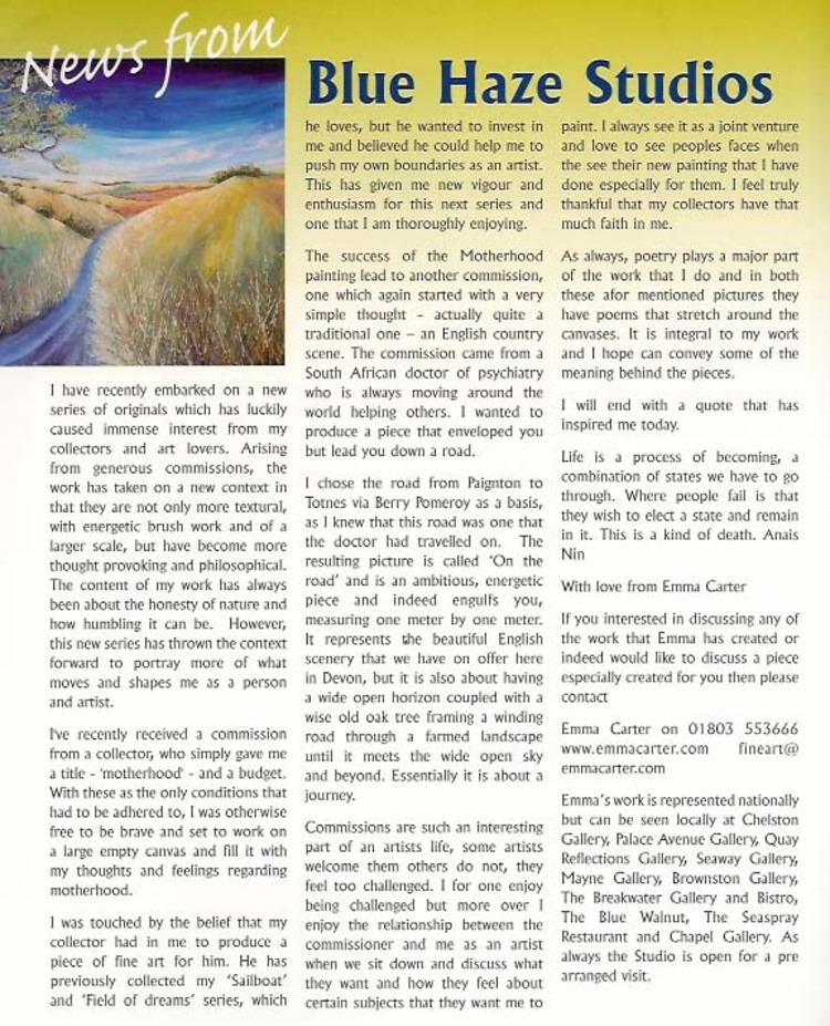Lighthouse Magazine (Torbay) November 2006